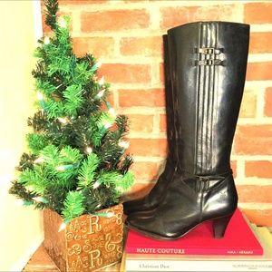 Frye Tina Heeled Tall Boot